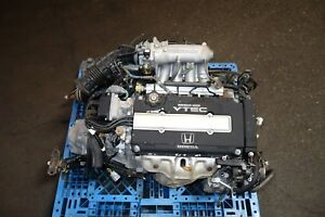 Jdm Honda Civic Sir Ek4 B16a Dohc Vtec Engine Lsd 5speed Transmission Ecu 96 00