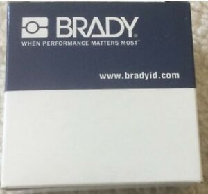 New Lot Of 5 Rolls Brady Cl 311 619 Ls2200 I d Pro 1 2 Height 1 Width Labels