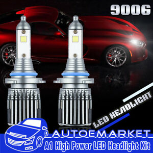 9006 Led Headlight Bulbs For Chevrolet Camaro 1998 2002 Silverado 1500 1999 2006