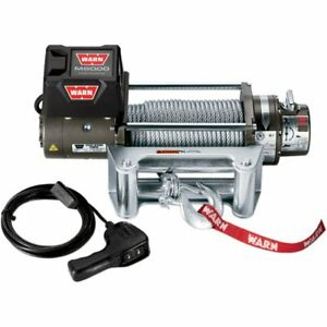 Warn M8000 Winch 26502 8000 Lbs 5 16 X100 Line Roller Fairlead Power Out