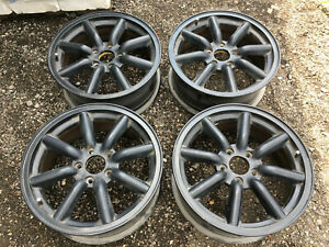 Original Japan Wheels Ssr Rs Watanabe F8f Type 17 5 114 3 Set Of 4