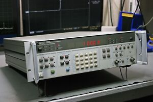 Hp 3325b Synthesizer Function Generator Both Opts 001 And 002