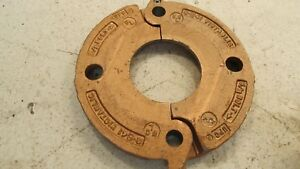 New Victaulic 3 Inch Flange 3 641 5 8 Bolt Flange Clamp For Copper Tubing D4