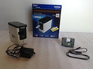 Brother P touch Pt p700 Label Printer