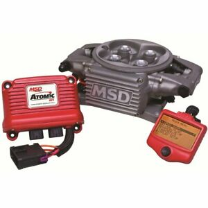 Msd Fuel Injection Kit Gas New 2910
