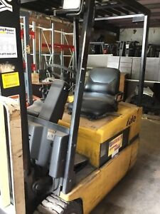 Yale Electric Forklift 2001 Erp040tgn
