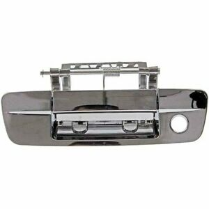 Dorman Tailgate Handle New Chrome For Ram Truck Dodge 1500 2500 3500 2010 91014