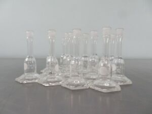 Pyrex 5 Ml Micro Volumetric Flasks lot Of 16 With Warranty