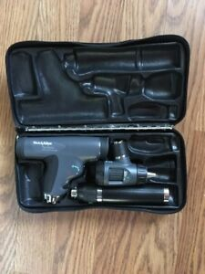 Welch Allyn Panoptic Ophthalmoscope 11820 Macroview Otoscope 23820