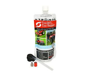 Tireject Tire Sealant Tire Repair Kit Punctures Leaks Stop Using Slime