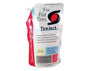 Tireject Off Road Tire Sealant 20oz Refill Pouch