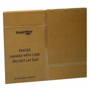 Bankers Box Smoothmove Moving Boxes For Tvs Pictures And Mirrors