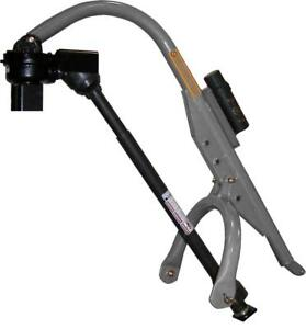 Dirty Hand Tools 100498 Model 100 3 point Post Hole Digger