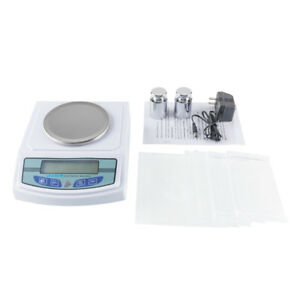 Leadzm 3000g X 0 01digital Precision Scale Lab Analytical Balance Top Quality