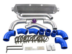 Intercooler Kit For 2010 2013 2nd Gen Mazdaspeed3 2 3l Disi Turbo Blue