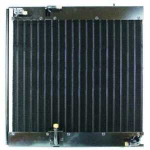 Air Conditoning Condenser oil Cooler Ford 6610 6610 7610 7610 5610 5610 6600