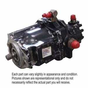 Used Hydraulic Pump With Gear Pump Compatible With Case 2290 2090 2294 Case Ih