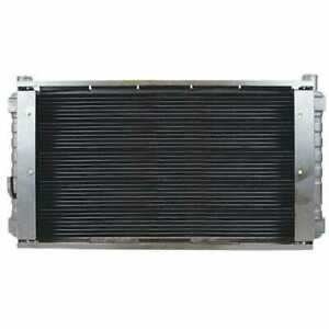 Radiator Compatible With Bobcat T320 S300 T250 773 T300 A300 S220 S330 S250