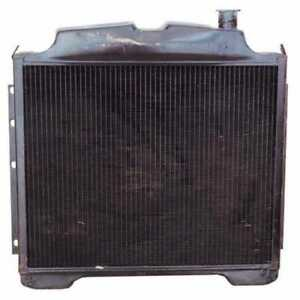 Radiator Compatible With Allis Chalmers 175 170 180 185 185 70255327