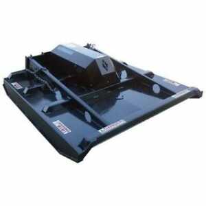 Blue Diamond Skid Steer Brush Cutter Direct Drive Closed Front 72 Extreme