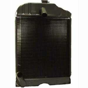 Radiator Compatible With Massey Ferguson 304 205 205 202 302 To35 180291m1