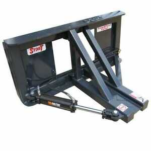 Stout Skid Steer Tree Post Puller