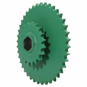Sprocket Double Lower Drive Roll John Deere 330 535 530 385 335 430 435 375