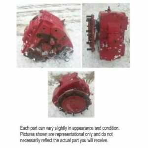 Used Final Drive Assembly International 1480 Case Ih 1680 92770c92