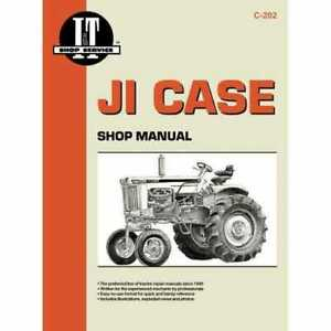I t Shop Manual Collection Compatible With Case 430 430 440 440 930 930 530 530