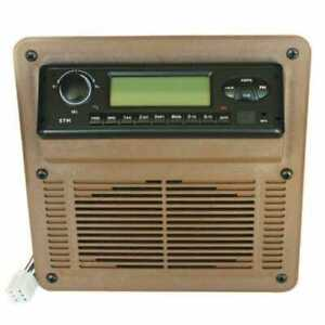 Radio Weatherband Mp3 Bluetooth John Deere 4050 4450 4250 4650 2355 2555 4850