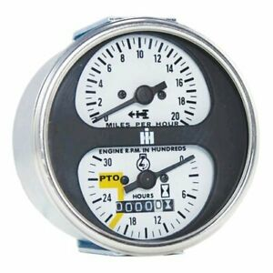 Tachometer Gauge International 666 656 1026 Hydro 86 1066 Hydro 100 826 544 966