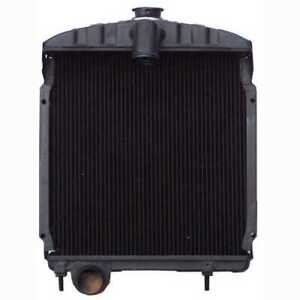 Radiator Farmall International A Super A B 58124dbx
