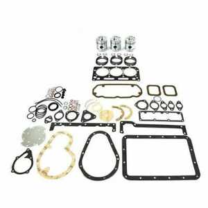 Engine Rebuild Kit Less Bearings David Brown Ad3 55 780 880 Case 885 380ck