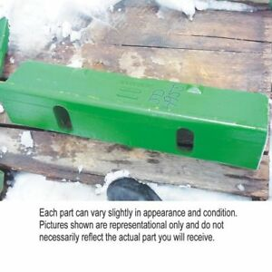 Used Weight Bracket John Deere 4640 4755 7700 9400 4840 4955 4850 4650 7720