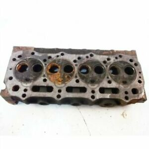 Used Cylinder Head New Holland L170 Ls170 Sba111010280 Shibaura N844