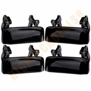 4x For Explorer Sport Trac 01 05 Front Rear Left Right Exterior Door Handles