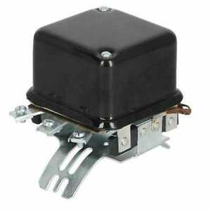 Voltage Regulator 12 Volt 4 Terminal Curved Mount Compatible With Oliver