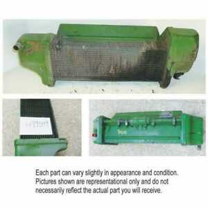 Used Hydraulic Oil Cooler Compatible With John Deere 3020 3010 Ar31150