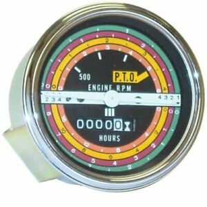 Tachometer Gauge International 424 444 2444 2424 388893r91