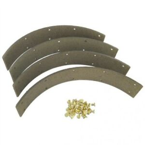 Brake Lining Kit Minneapolis Moline Zas Zau Zts Uts Za Z Ut Zan Zte J Uni U Zae
