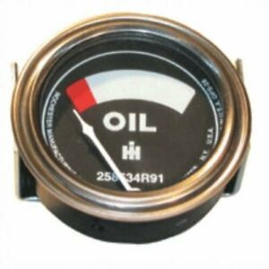 Oil Pressure Gauge International W6 Super M M Super Mta I6 Super W6 Super W9 W9