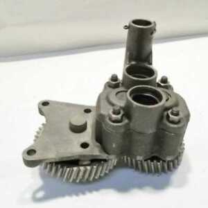 Used Engine Oil Pump Compatible With International 684 784 584 Case Ih 695 895