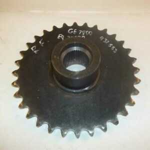 Used Axle Drive Sprocket Gehl 7810 7710 7610 7800 7600 Sl7600 136339