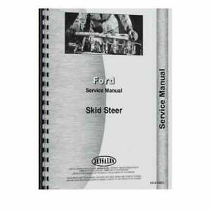 Service Manual Cl30 Cl40 Compatible With Ford Cl30 Cl40
