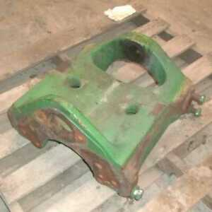 Used Front Axle Support John Deere 7610 7810 7600 7710 7800 7700 R107861
