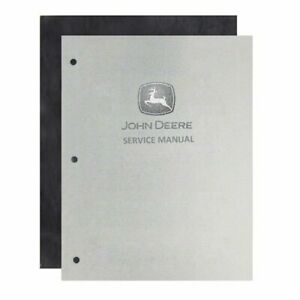 Service Manual Custom Power trol 520 620 720 820 John Deere 60 530 630 620