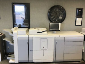 Canon Oce Varioprint 110 Production Printer Only 10k Showroom Unit