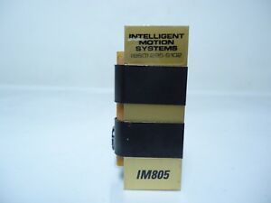 Intelligent Motion Systems Im805 Microstepping Drive Used Great Deal