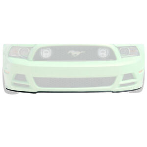 Ford Dr3z 17d957 Aa Mustang Front Chin Spoiler V6 Gt 2013 2014