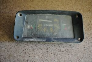 Dash Panel 83953544 Ford 555b Backhoe
